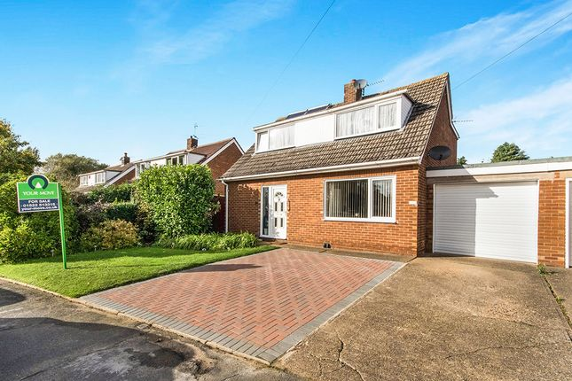 Thumbnail Bungalow for sale in Larkin Avenue, Cherry Willingham, Lincoln