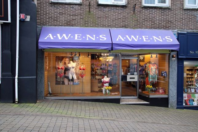 Commercial property for sale in Hall Street, Carmarthen