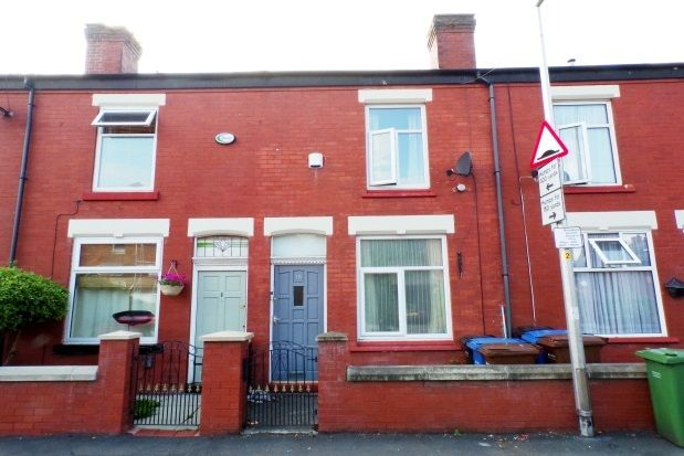 Thumbnail Property to rent in Florist Street, Stockport