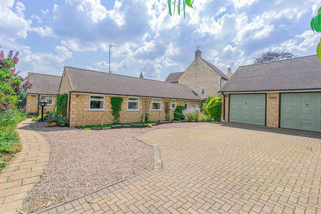 Thumbnail Detached bungalow for sale in Lea, Malmesbury