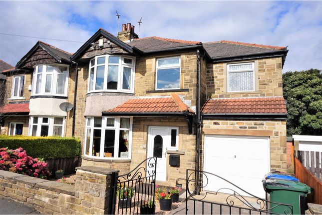 Thumbnail Semi-detached house for sale in Low Ash Drive, Shipley