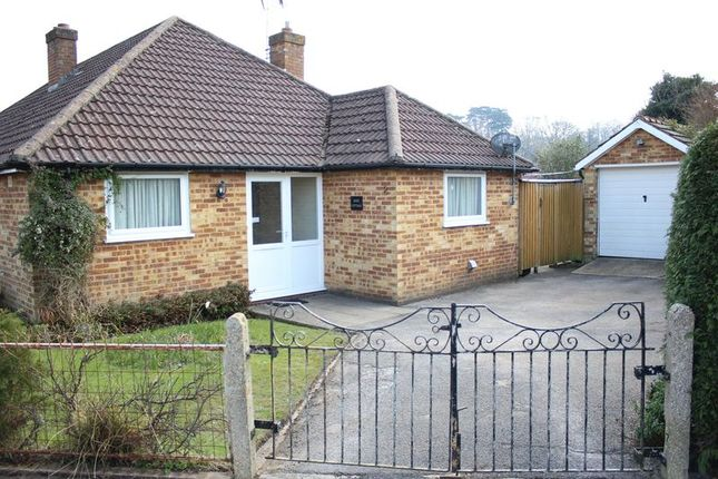 Thumbnail Semi-detached bungalow to rent in Hillview Road, Hythe, Southampton