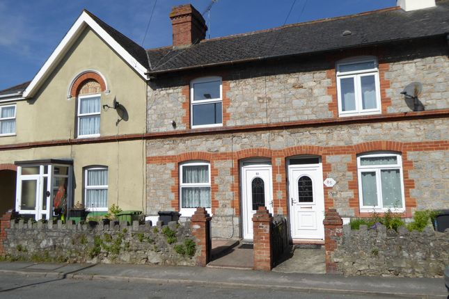 Thumbnail Terraced house to rent in Exeter Road, Kingsteignton