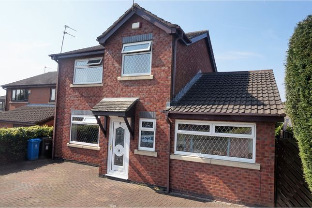 Thumbnail Detached house for sale in Hillspring Road, Oldham