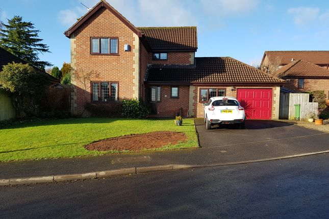 Thumbnail Detached house for sale in Briarmeadow Drive, Thornhill, Cardiff