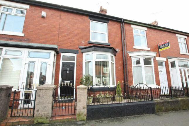 Thumbnail Terraced house to rent in Well Street, Biddulph, Stoke-On-Trent