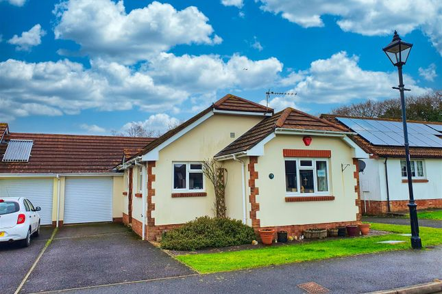 2 bed detached bungalow for sale in Cedar Grove, Roundswell, Barnstaple EX31