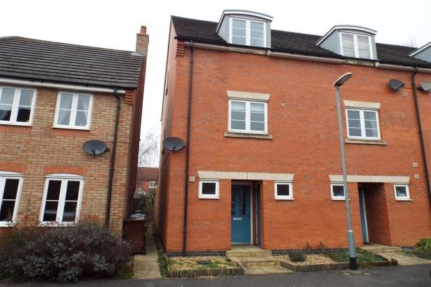Thumbnail Town house to rent in Exley Square, Lincoln