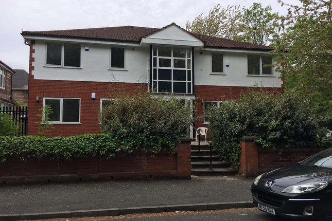 Thumbnail Flat to rent in Russell Road, Whalley Range, Manchester