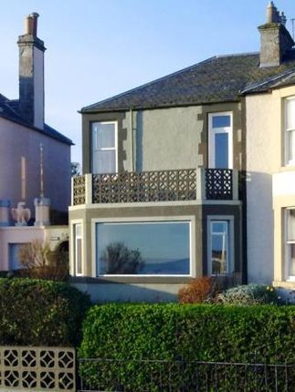 Thumbnail Semi-detached house to rent in Marine Parade, North Berwick, East Lothian