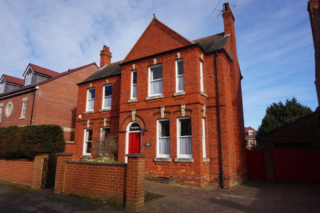Thumbnail Detached house for sale in Debdale, Wellingborough
