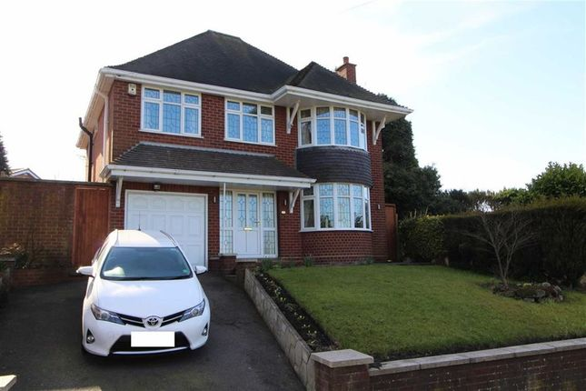 Thumbnail Detached house for sale in Gospel End Street, Sedgley, Dudley