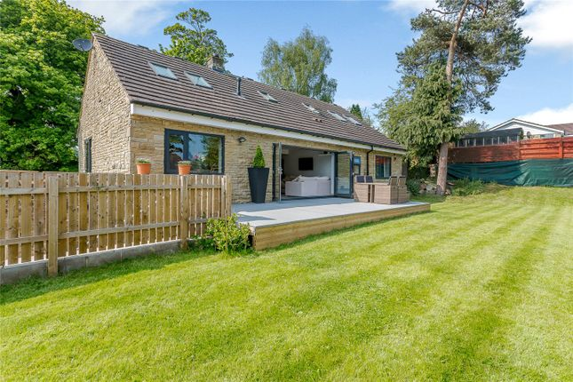 Thumbnail Detached bungalow for sale in Station Plantation, Birstwith, Harrogate, North Yorkshire