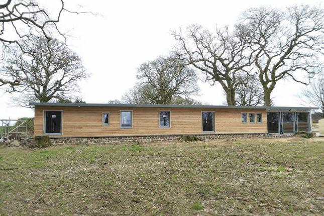 Thumbnail Detached bungalow for sale in Burdon Lane, Highampton, Beaworthy