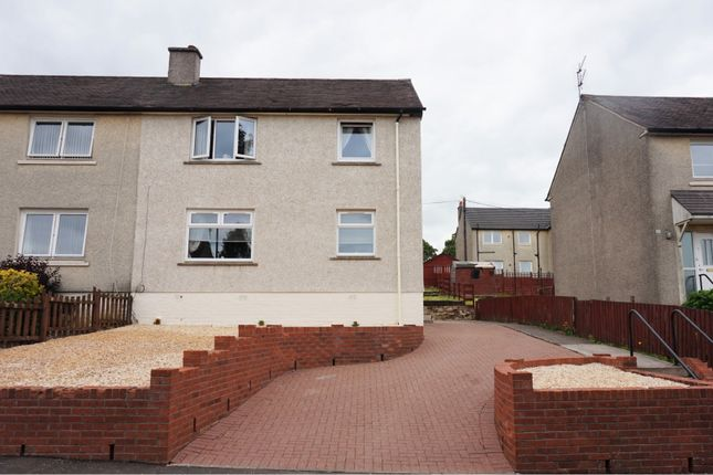 Thumbnail Semi-detached house for sale in Chacefield Street, Bonnybridge
