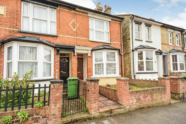2 bed end terrace house for sale in Florence Road, Maidstone, Kent ME16