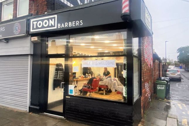 Thumbnail Retail premises for sale in Toon Barbers 167 Chillingham Road, Heaton, Newcastle Upon Tyne