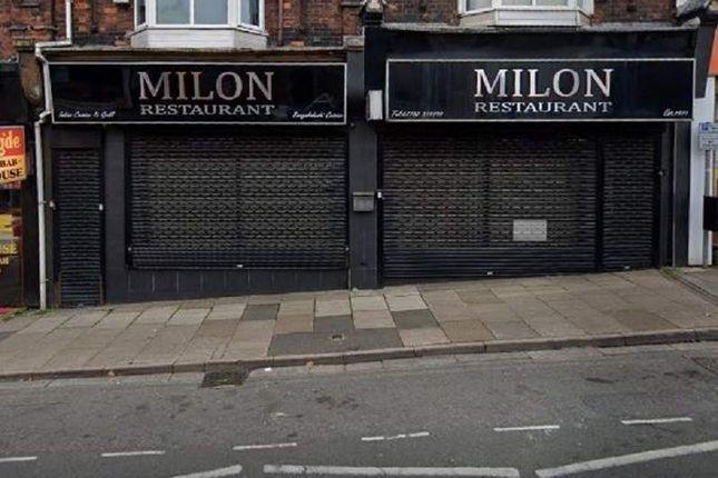Thumbnail Restaurant/cafe for sale in Market Street, Longton, Stoke-On-Trent