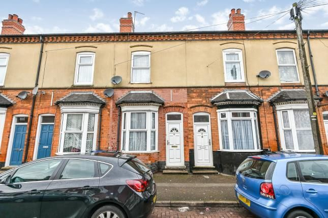Thumbnail Terraced house for sale in Dunsink Road, Aston, Birmingham, West Midlands