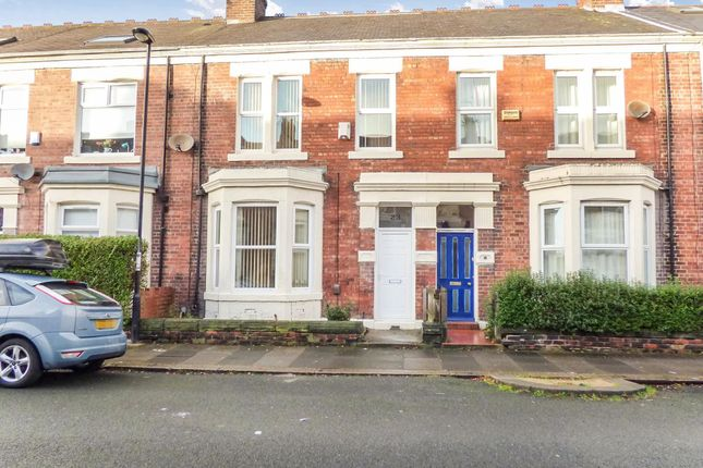 Thumbnail Terraced house for sale in Cheltenham Terrace, Heaton, Newcastle Upon Tyne