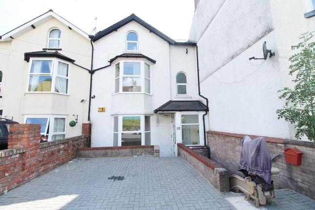Thumbnail Terraced house for sale in Summerhill Avenue, Newport