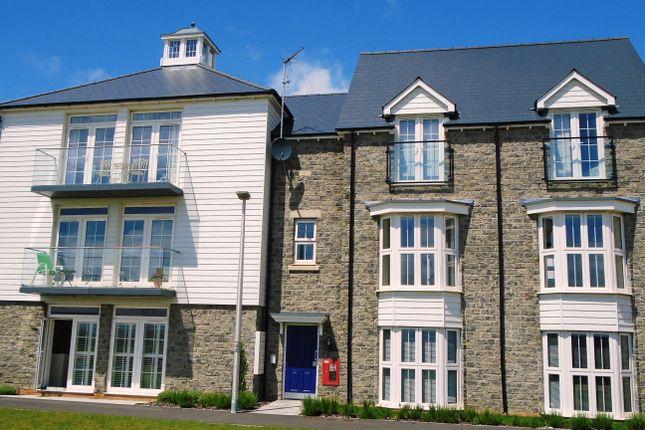 Thumbnail Flat for sale in Y Corsydd, Llanelli, Carmarthenshire, West Wales