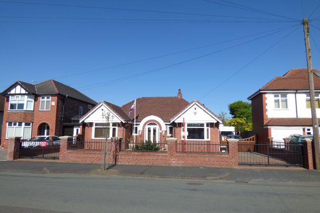 Thumbnail Bungalow for sale in Sundial Road, Offerton, Stockport