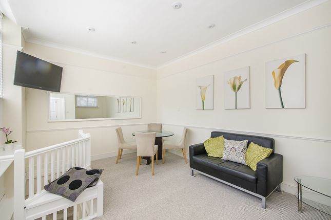 Thumbnail Flat to rent in Mayford Road, London