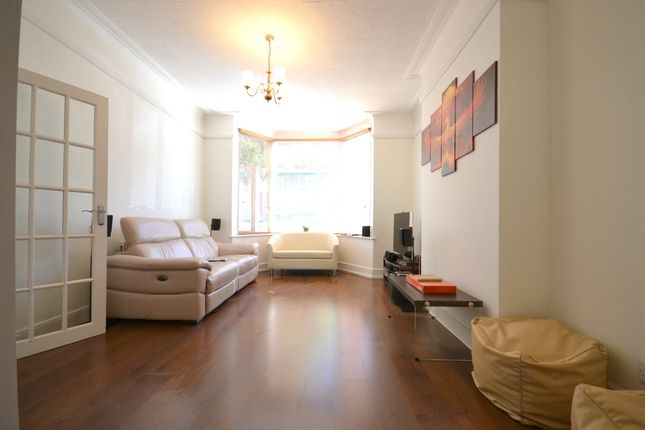 Thumbnail Terraced house to rent in Caithness Road, Mitcham, Surrey