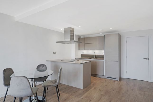 Kitchen of Stratosphere Tower, Great Eastern Road, Stratford E15