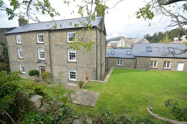 Thumbnail Detached house for sale in Blaen Ogwr Farm, Ogwy Street, Nantymoel, Bridgend