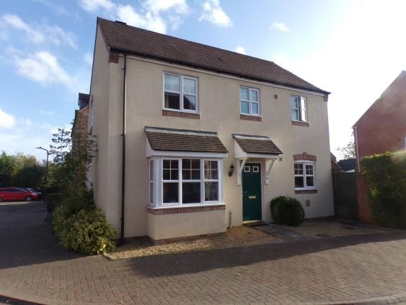 Thumbnail Link-detached house for sale in St. Peters Way, Bishopton, Stratford-Upon-Avon