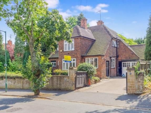Thumbnail Detached house for sale in Oundle Drive, Wollaton, Nottingham, Nottinghamshire