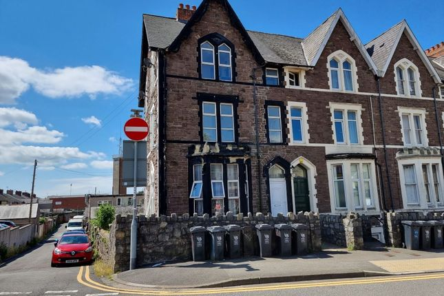 Thumbnail Terraced house for sale in 242 Chepstow Road, Newport, Gwent