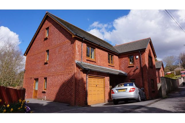 Thumbnail Detached house for sale in Salem Road, Morriston