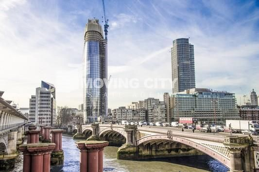 Thumbnail Flat for sale in One Blackfriars, Blackfriars