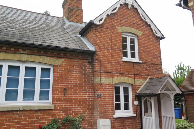 Thumbnail Property to rent in Church Cottages, Church Road, Winkfield