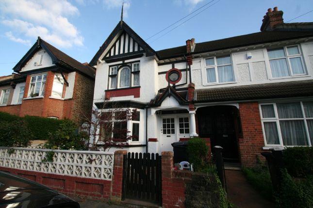 Thumbnail Terraced house to rent in Lyndhurst Road, Thornton Heath