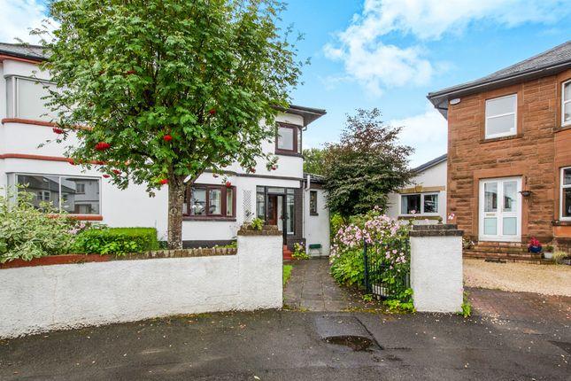 Thumbnail Semi-detached house for sale in Woodlands Gate, Woodfarm, Glasgow