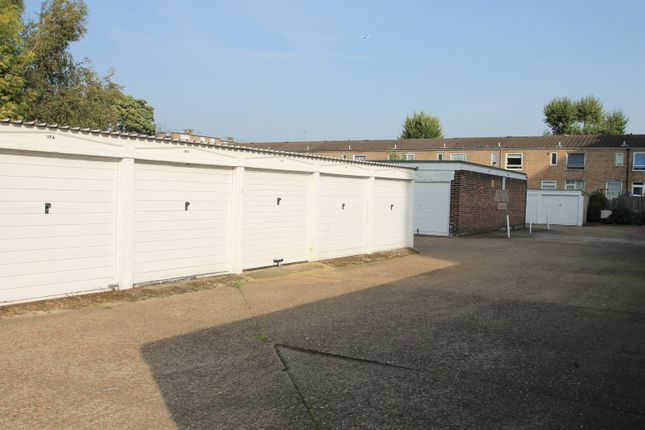Side View of Garage, London SW17