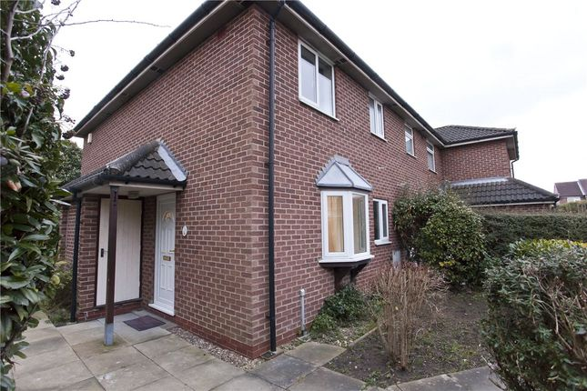 Thumbnail Flat to rent in Pinewood Drive, Camblesforth, Selby