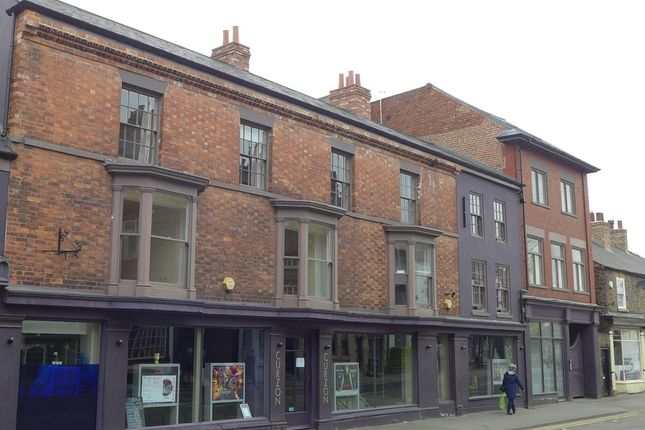 Thumbnail Flat to rent in North Street, Ripon