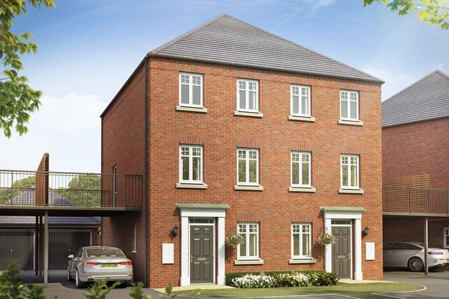 """Thumbnail Semi-detached house for sale in """"Cannington Special"""" at South Road, Durham"""
