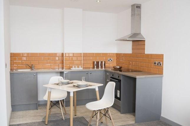 Thumbnail Flat for sale in St.Peters House Princes Street, Doncaster