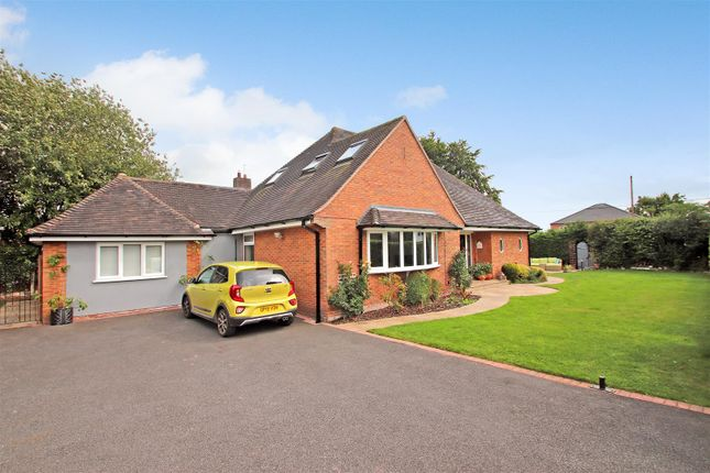 Thumbnail Detached bungalow for sale in Bedcroft, Barlaston, Stoke-On-Trent