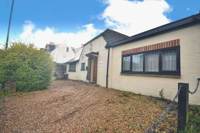 Thumbnail Semi-detached bungalow for sale in Firle Road, Seaford