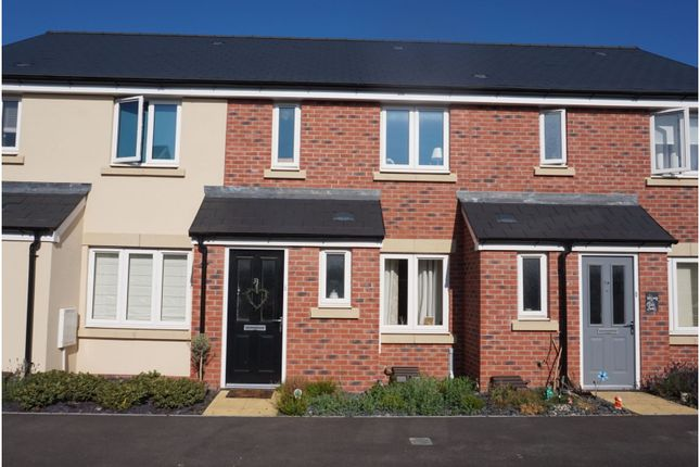 Thumbnail Terraced house for sale in Beacon Close, Taunton