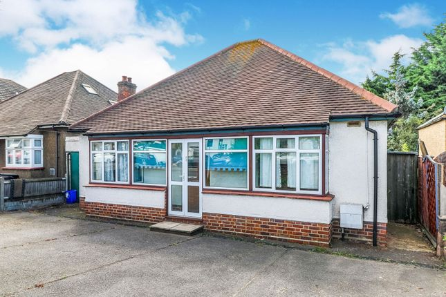 Thumbnail Detached bungalow for sale in Oldfields Road, Sutton