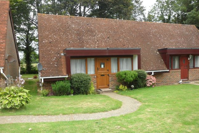 Thumbnail Bungalow to rent in Glyndley Manor, East Sussex
