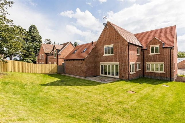 Thumbnail Detached house for sale in West Manor Park, Epperstone, Nottinghamshire